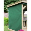 4m Hexagonal Gazebo Curtains