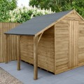 Lean To Kit for Overlap 6 x 8 Sheds