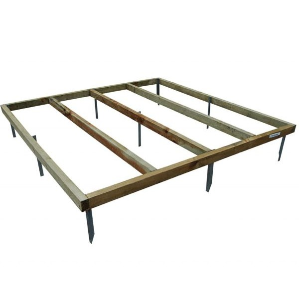 Forest Shiplap and Tongue & Groove 7 x 5 Shed Base
