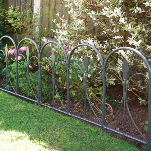 Regency Style Fence Panels (Pack of 4)