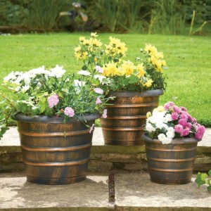Beehive Planters (Pack of 3)