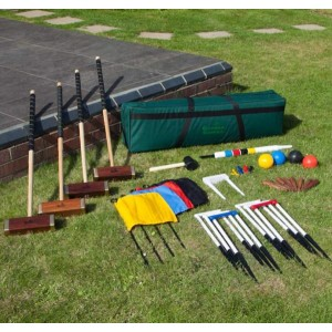 Challenger Croquet Set