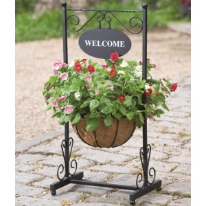 Georgian Welcome Planter