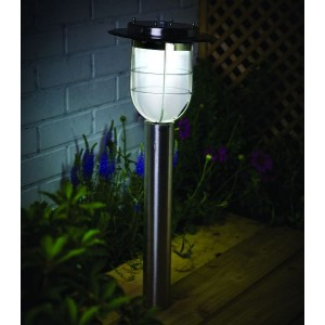 Elton Solar Post Light