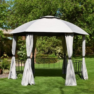 Big Hex Gazebo
