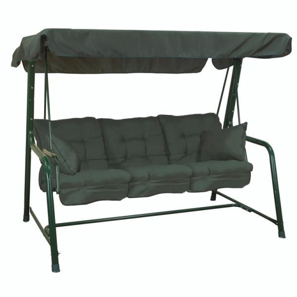 Green 3 Seater Hammock