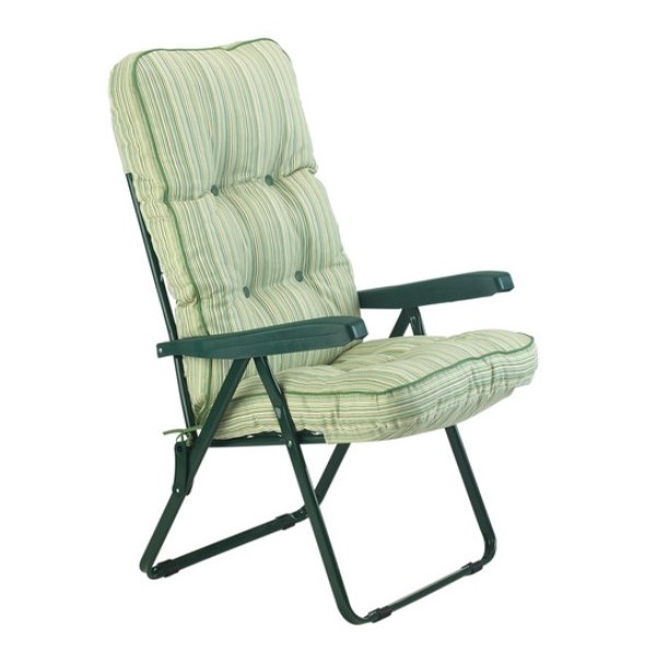 Cotswold Stripe Recliner