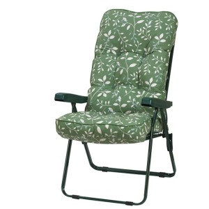 Country Green Recliner