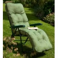 Padded Metal Garden Furniture