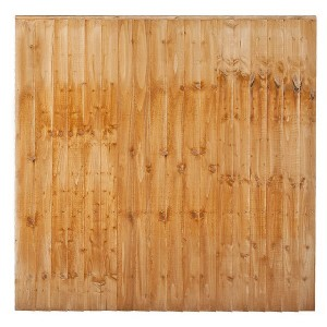 Featheredge Fence Panel