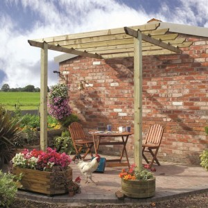 Hemmingford Patio Pergola