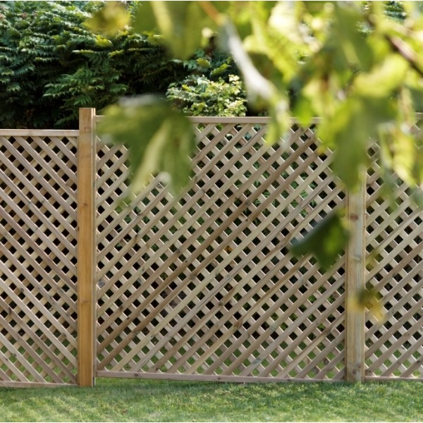Elite Lattice Trellis Panel