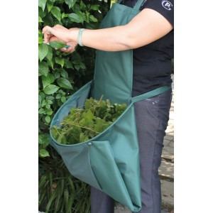 Apron With Harvest Collection Bag