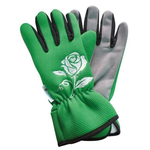 Ladies Padded Gardening Gloves