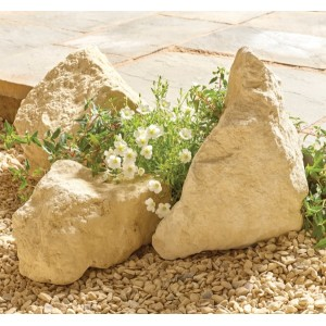 Cotswold Rockery Stone: 80 Pieces
