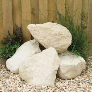 Large Cotswold Rockery Stone: 40 Pieces