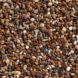 Premium 10mm Quartzite Pea Gravel - Bulk Bag