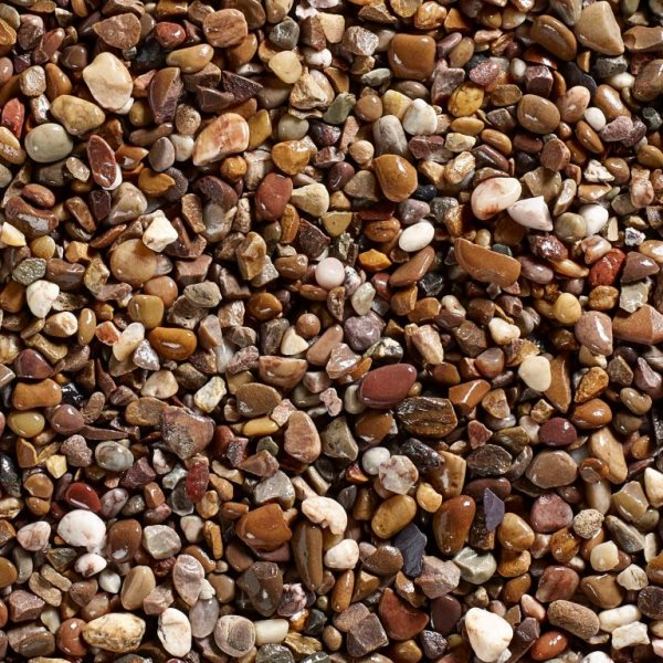 Premium 20mm Quartzite Pea Gravel - Bulk Bag