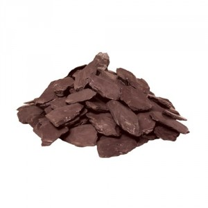Plum Slate Chippings 40mm - Bulk Bag