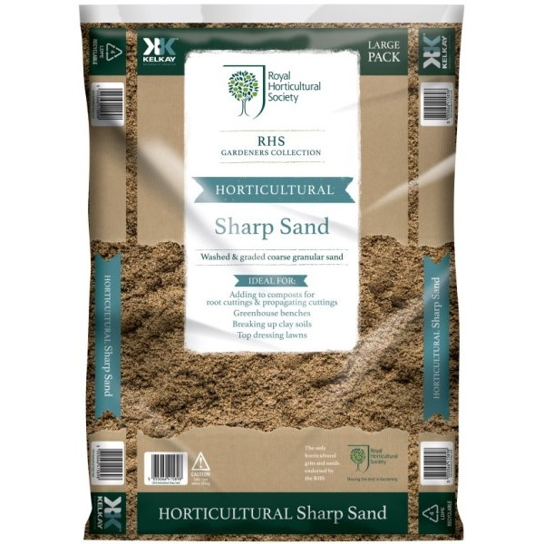 Horticultural Sharp Sand - Bulk Bag