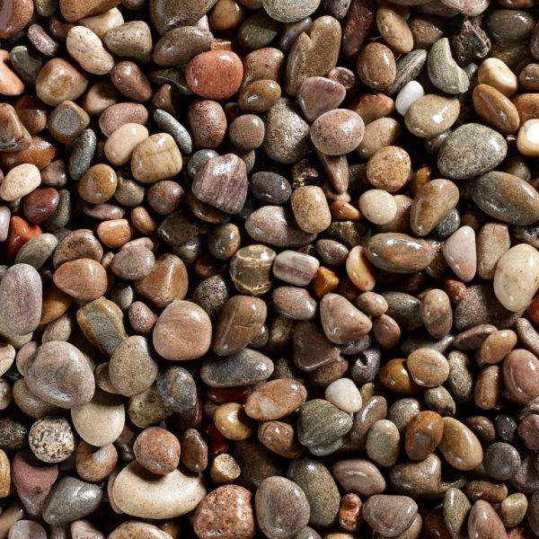 Premium Scottish Tweed Pebbles - Bulk Bag