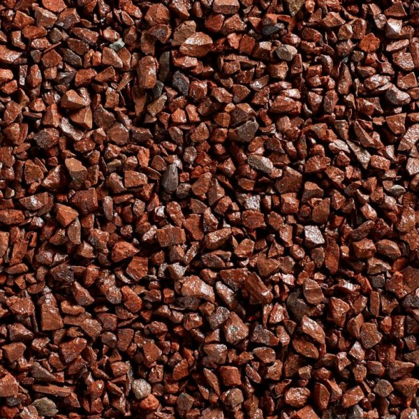 Red Chippings - Bulk Bag