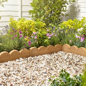 Wave Top Edging - Pack of 56