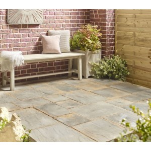 Abbey Antique Patio Paving Kit