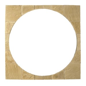 Abbey York Gold Circle Squaring Off Kit
