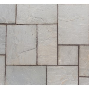 Natural Sandstone Lakefell Patio Kit