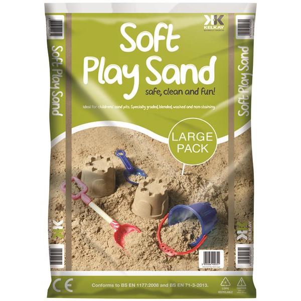 Play Sand - Bulk Bag