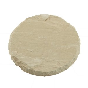 Natural Round Eastern Sand Stepping Stones - Pack of 100