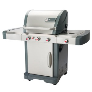 Avalon 3.1 Stainless Steel Gas Barbecue