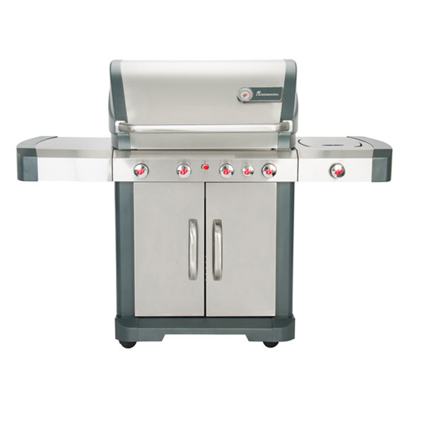 Avalon 5.1 Stainless Steel Gas Barbecue