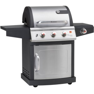 Miton 3 Burner Gas Barbecue