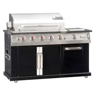 Avalon Premium 6.1 Gas Barbecue with Rotisserie