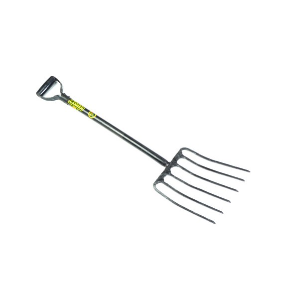 Heavy Duty 6 Prong Stable Fork