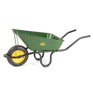 Heavy Duty Wheelbarrow - Pneumatic Wheel