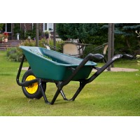 Ecobarrow Recycled Wheelbarrow