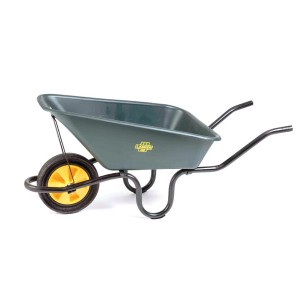 Concrete Poly Pan Wheelbarrow