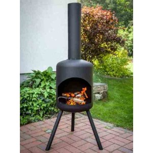 Chiminea with Grill