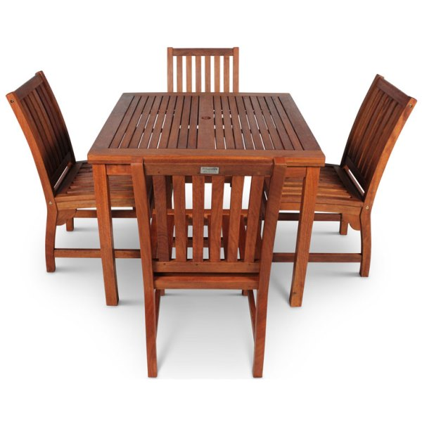 devon 4 seater dining set