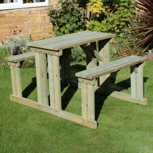Guernsey Walk-In Picnic Table