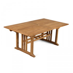 Berrington Teak Extending Table