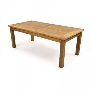 Sutton Rectangular Teak Coffee Table