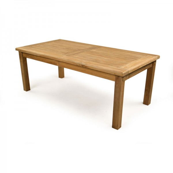 Sutton Rectangular Teak Coffee Table