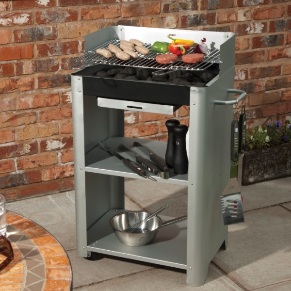 Ibiza Deluxe Charcoal Barbecue