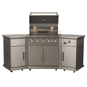 Bahama Island Gas Grill Barbecue