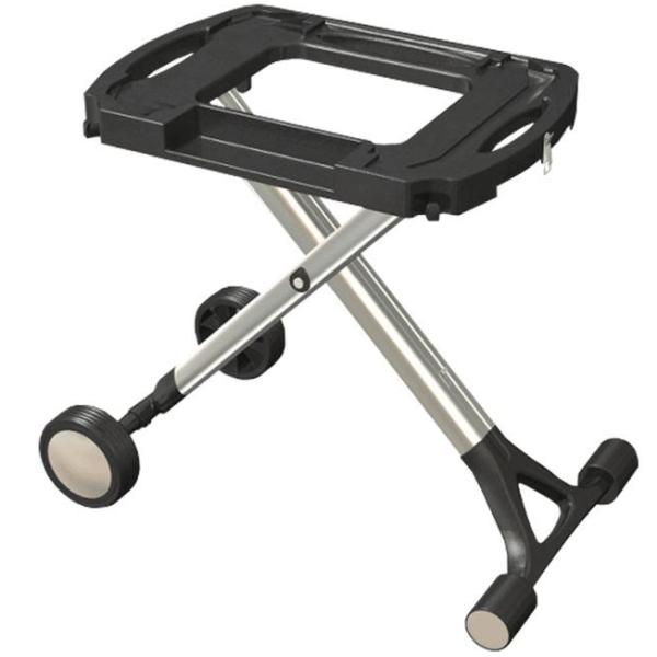 BBQ Tek Portable Gas Barbecue Trolley