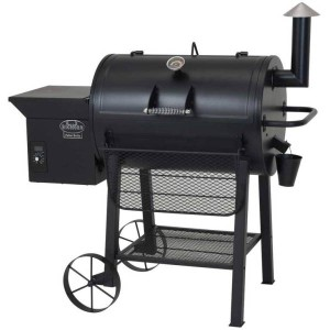 Big Horn Smoker Pellet Barbecue